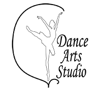 Dance Arts Studio Macon Retina Logo